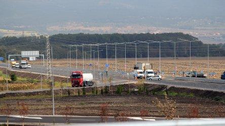 Програмиран гаф с платените пътища: 11 отсечки около София без винетка и глоби