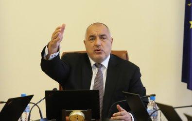Борисов преотстъпва назначение на ГЕРБ в КРС в полза на Патриотите