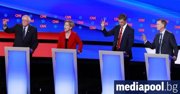 Демократическата партия официално ще номинира кандидат за президент за изборите
