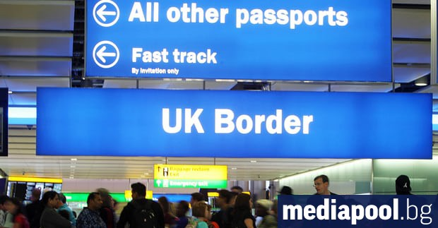 Около 500 000 граждани на държави от Европейския съюз във