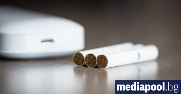 Нагреваемите тютюневи изделия за IQOS са третата най-продавана марка тютюневи