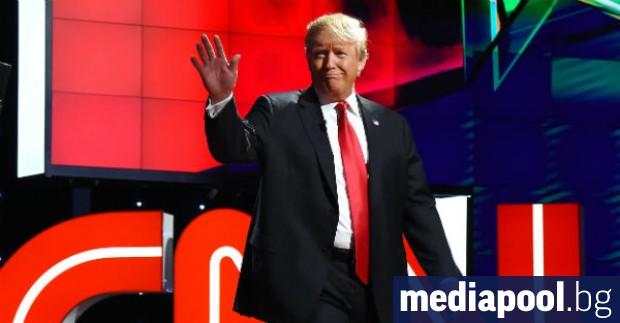 Белият дом е изключил телевизия СиЕнЕн (CNN) от ежегодния неофициален