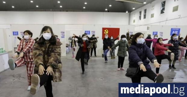 Град в китайската провинция Хубей, където е епицентърът на епидемията