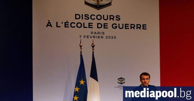Френският президент Еманюел Макрон предложи на европейските страни да се