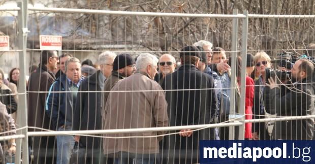 Учени от Българската академия на науките излязоха на протест заради