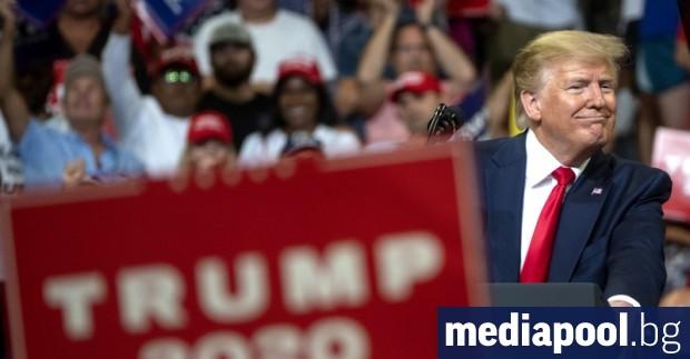 Президентът на САЩ Доналд Тръмп отправи предизвикателство към демократите в