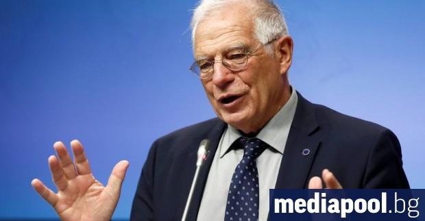 Ръководителят на европейската дипломация Жозеп Борел отправи предупреждение за възможно
