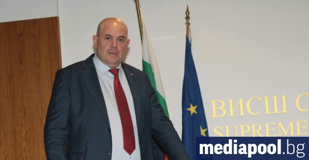 Главният прокурор Иван Гешев е на посещ