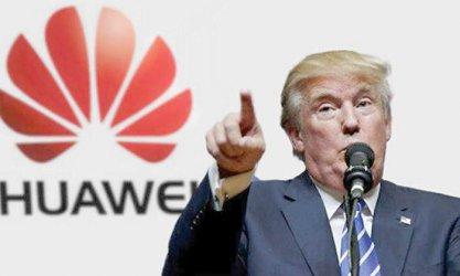САЩ отлагат ограниченията срещу Хуавей до средата на май