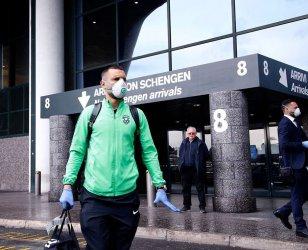 """Футболистите на """"Лудогорец"""" с отрицателни резултати за коронавирус след първия тест"""