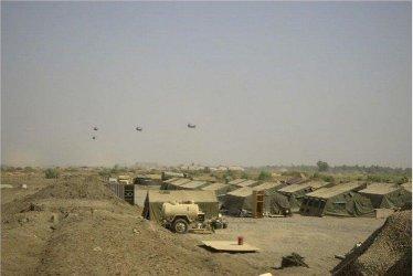 Нова ракетна атака по база с чуждестранни военни в Ирак