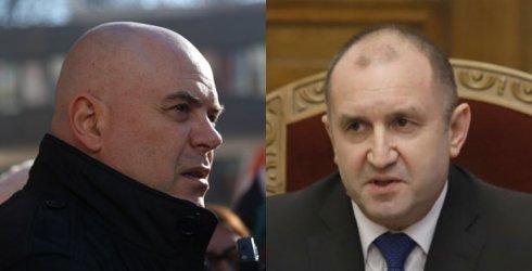 """Как прокуратурата """"тренира"""" с Цветан Василев преди да слуша президента"""