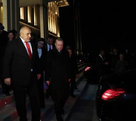 Борисов благодари в Анкара: Българите да спят спокойно (Видео)