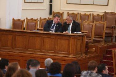 """Ще се възползват ли """"Патриотите"""" от """"преотстъпената"""" от Борисов квота в КРС"""