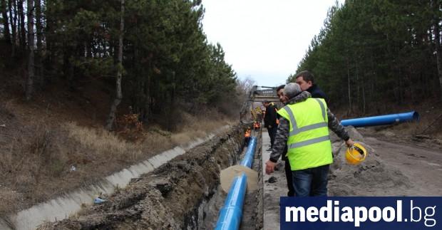 ВиК-Перник въвежда нов по-лек режим на водоподаванев общината. Байпасът на
