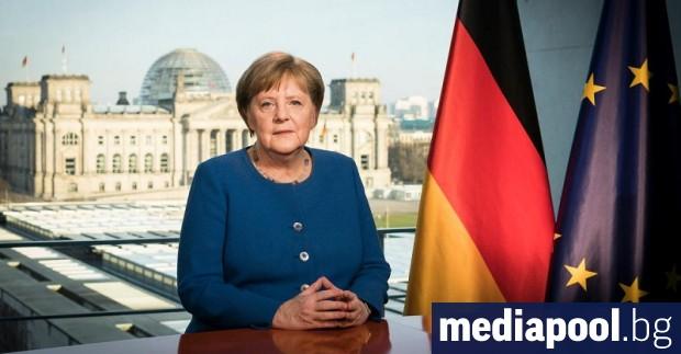 Борбата срещу новия коронавирус представлява най-голямото предизвикателство за Германия след