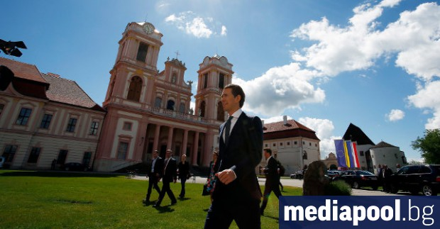 Австрийският канцлер Себастиан Курц осъди Турция за опитите ѝ да
