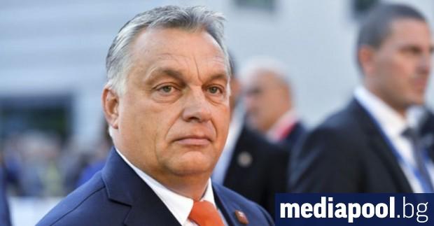 Унгарският премиер Виктор Орбан заяви, че страната му ще засили