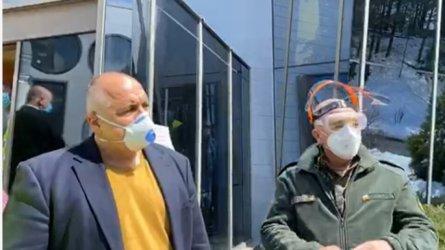 Борисов към Радев: Да наложи вето, да уморим народа (видео)