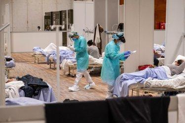 Над милион заразени по света, над 40 хиляди жертви в Европа (обновена към 23 ч.)