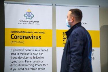 Правителството на Швеция иска повече правомощия за борба с вируса