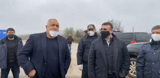 Борисов предлага товарите от ЕС за Турция да влизат с български камиони