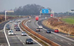 Мерките срещу пандемията опразниха германските аутобани