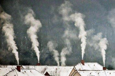 Коронавирусът и мръсният въздух: Поглед в бъдещето