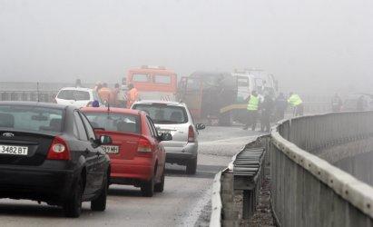 Загиналите и ранените на пътя са намалели по време на извънредното положение