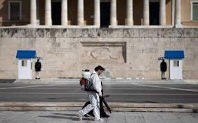 Броят на заразените с коронавируса в Гърция надхвърли 1000