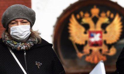 В Москва 100 000 камери следят хората под карантина...и всички останали