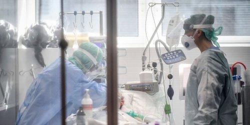 Белгия: Броят на приетите и броят на напусналите болница се сближават
