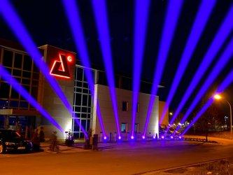 Светлинно шоу в български градове в подкрепа на болните и медиците (видео)