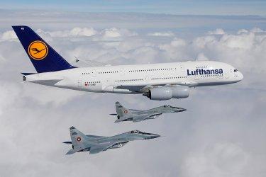 Германия преговаря за отпускането на милиарди на Луфтханза