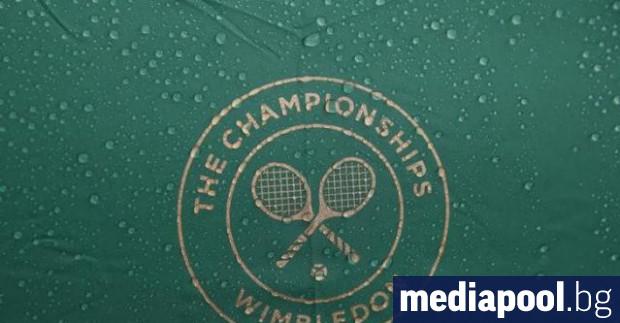 Откритото първенство на Великобритания по тенис няма да се състои