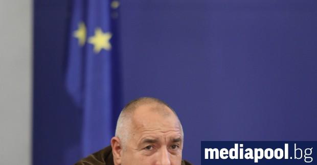 Премиерът Бойко Борисов очаква след две седмици страната ни да
