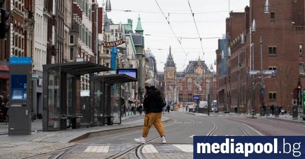 Броят на потвърдените случаи на заразени с коронавируса в Нидерландия