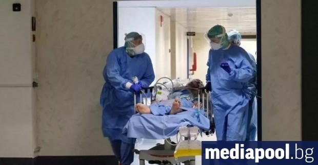 Петнадесет полски лекари заминаха вчера за Италия, за да помагат