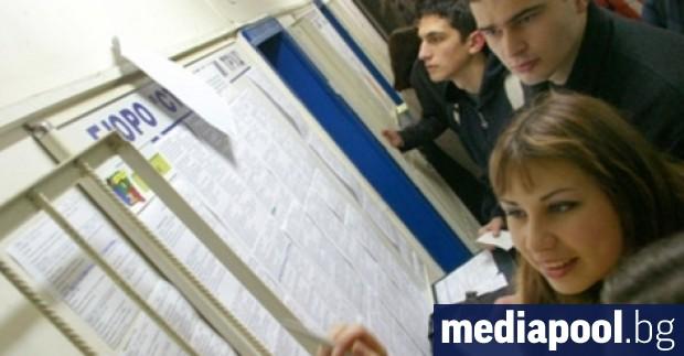 Над 31 600 души са се регистрирали като безработни от