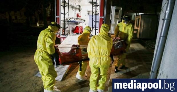 357 медицински кадри са диагностицирани с Covid-19 в Румъния, съобщи