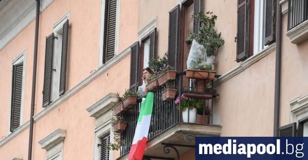 Пандемията от новия коронавирус се забавя в Италия, чието правителството