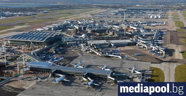 Лондонското летище
