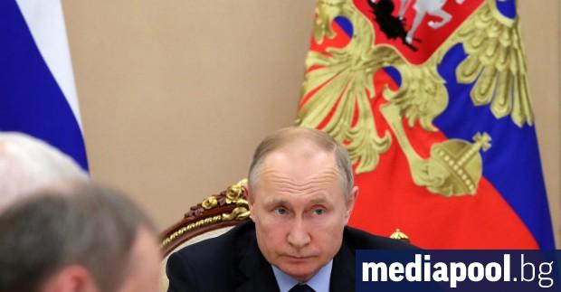 Руският президент Владимир Путин предложи днес да бъдат взети допълнителни