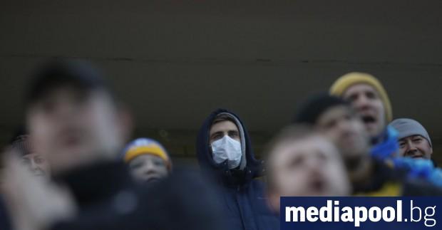 Беларус е като остров за футболните фенове сред бушуващата пандемия