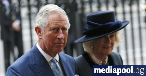 Новината, че престолонаследникът принц Чарлз е дал положителен тест за