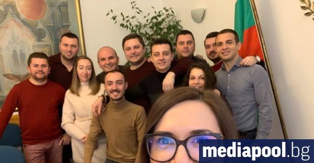 Новият председател на Европейската либерална младеж (LYMEC)е Антоанета Асенова, чиято