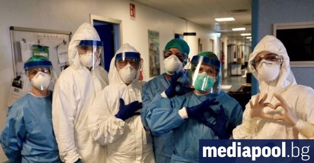 Предположението, че епидемията в Италия е достигнала своя пик, намира