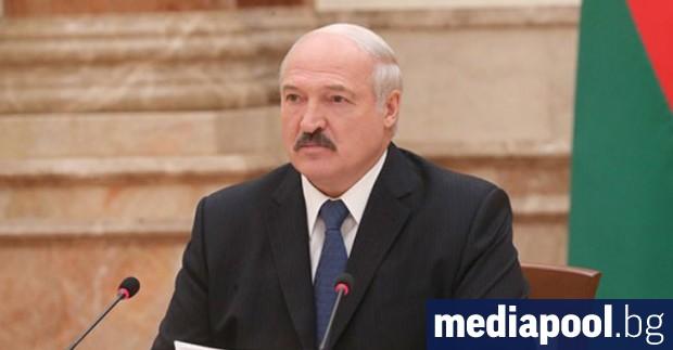 Президентът на Беларус Александър Лукашенко заяви по време на посещение