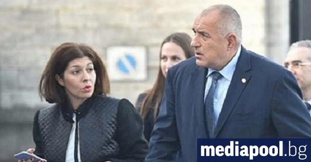 До напрежение между премиера Бойко Борисов и шефа на правителствената