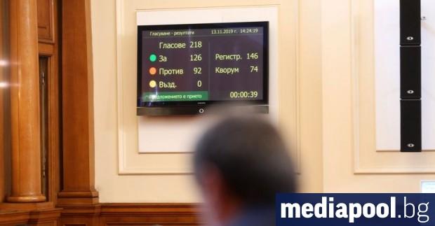 Всички политически сили в парламента да помислят за мерки в